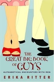 Cover of: The great big book of guys