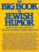 Cover of: The Big book of Jewish humor | William Novak