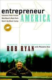 Cover of: Entrepreneur America | Rob Ryan