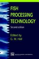 Cover of: Fish processing technology |