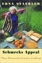 Cover of: Schmecks Appeal