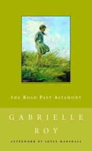 Cover of: The Road Past Altamont