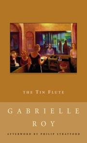 Cover of: The Tin Flute