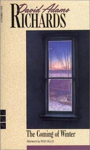 Cover of: The Coming of Winter