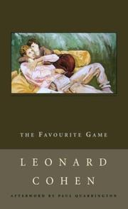 Cover of: Favorite Game