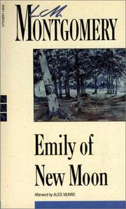 Cover of: Emily of New Moon