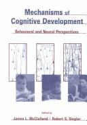 Cover of: Mechanisms of Cognitive Development |