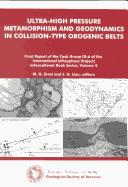 Cover of: Ultra-high pressure metamorphism and geodynamics in collision-type orogenic belts