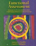 Functional Assessment by Lynette K. Chandler