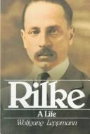 Cover of: Rilke | Wolfgang Leppmann