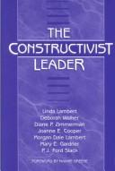 Cover of: The constructivist leader |