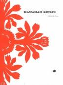 Cover of: Hawaiian quilts