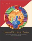 Cover of: Human diversity in action | Kenneth Cushner