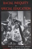 Cover of: Racial inequity in special education |