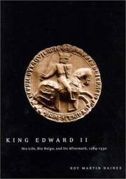 Cover of: King Edward II