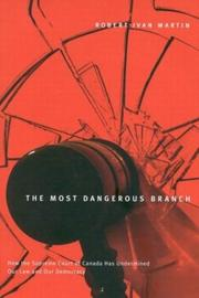 Cover of: The most dangerous branch