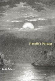 Cover of: Franklin's Passage (Hugh MacLennan Poetry)