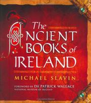 Cover of: The Ancient Books of Ireland