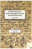 Cover of: 'A true affection'