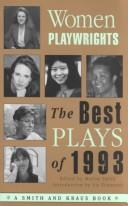 Cover of: Women playwrights