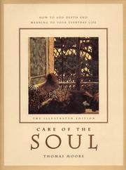 Cover of: Care of the soul | Moore, Thomas