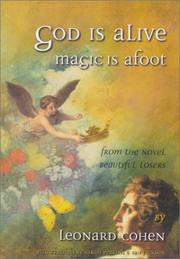Cover of: God Is Alive: Magic Is Afoot