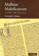 Malleus maleficarum by Heinrich Institoris