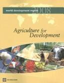 Cover of: World Development Report 2008