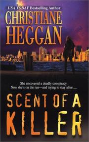 Cover of: Scent of a killer