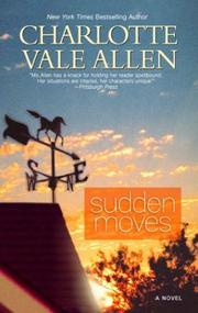Cover of: Sudden moves