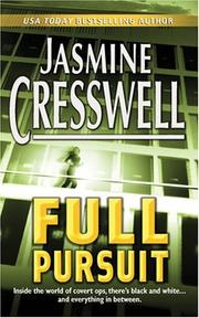 Cover of: Full pursuit