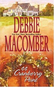 Cover of: 44 Cranberry Point by Debbie Macomber