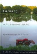 Cover of: Farming in a changing climate