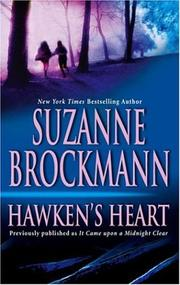 Cover of: Hawken's Heart