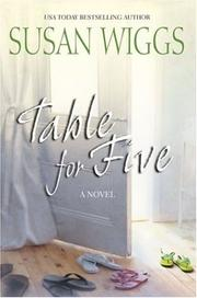 Cover of: Table for five |