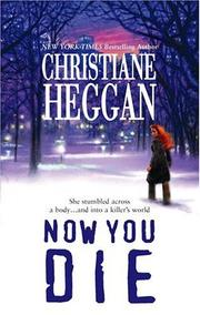 Cover of: Now You Die