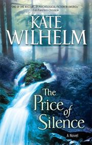 Cover of: The Price of Silence