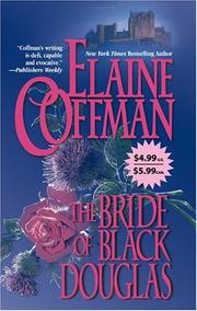 Cover of: The bride of Black Douglas