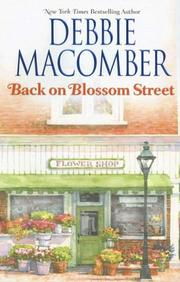 Cover of: Back on Blossom Street (The Knitting Books #3)