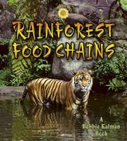 Cover of: Rainforest Food Chains