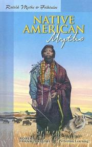 Cover of: Retold Native American myths