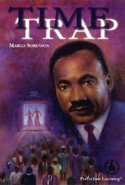 Cover of: Time Trap: Martin Luther King Jr (Cover-to-Cover Novels: Biographical Fiction)