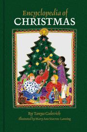 Cover of: Encyclopedia of Christmas | Tanya Gulevich