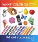 Cover of: What color is it? | Bev Schumacher