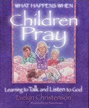 Cover of: What happens when children pray