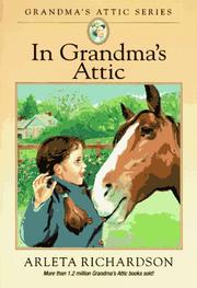 Cover of: In Grandma's Attic (Grandma's Attic Series)