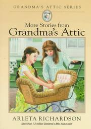 Cover of: More Stories from Grandma's Attic (Grandma's Attic Series)