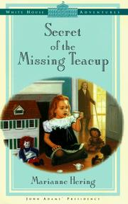 Cover of: The secret of the missing teacup