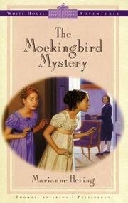Cover of: The mockingbird mystery