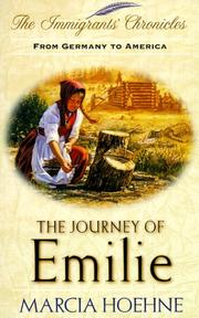 Cover of: Journey of Emilie